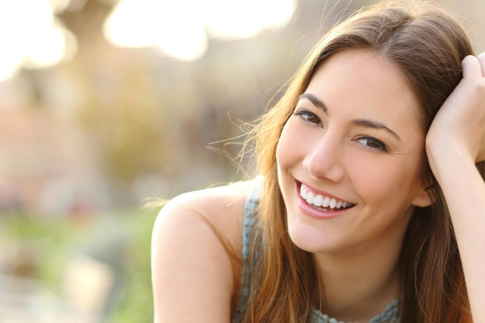 Woman Smiling | Cosmetic Dentist Mill Creek WA