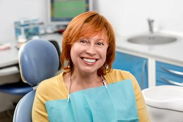 Woman at Dentist | Mill Creek WA Root Canals