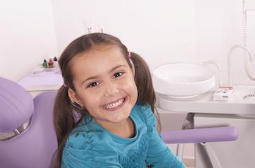 Child at Dentist | Mill Creek Children's Dentist