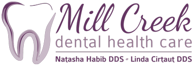 Mill Creek Dental Health Care Logo